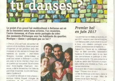 20 Article journal de projet Grand Bellevue